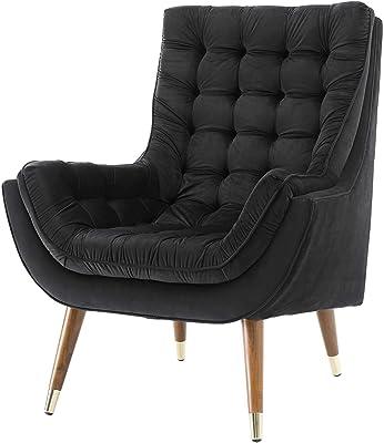 Marvelous Amazon Com Modway Suggest Button Tufted Upholstered Velvet Uwap Interior Chair Design Uwaporg