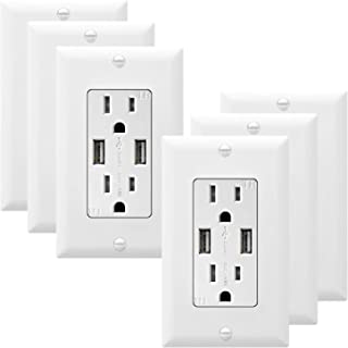 electrical outlet usb