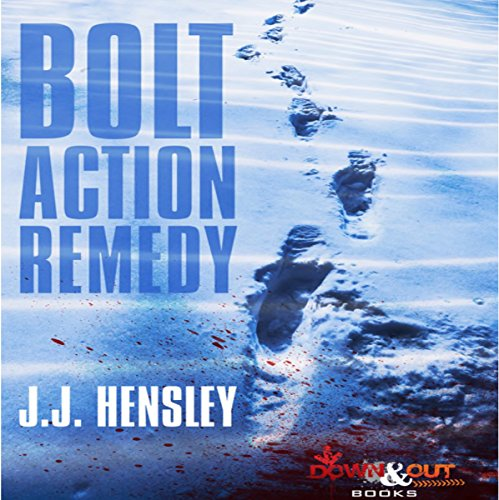 Bolt Action Remedy audiobook cover art