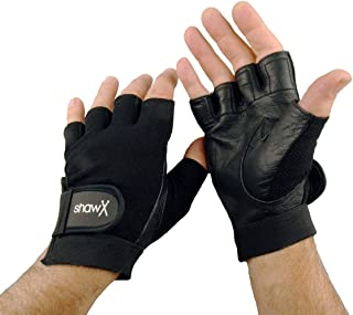 Shaw Small Fingerless Drummers Gloves