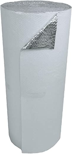 ✅US Energy Products 48″ x 100′ White Double Bubble Reflective Foil Insulation Thermal Barrier R8 #Tools & Home Improvement Hardware