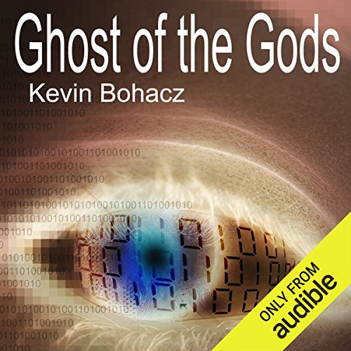Ghost of the Gods audiobook cover art