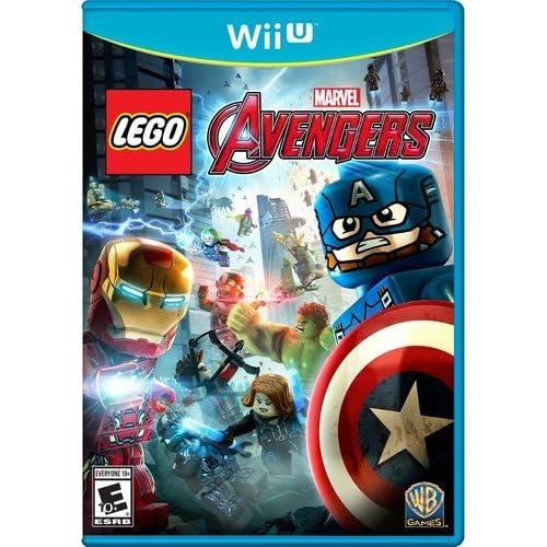 LEGO Marvels Avengers - Wii U