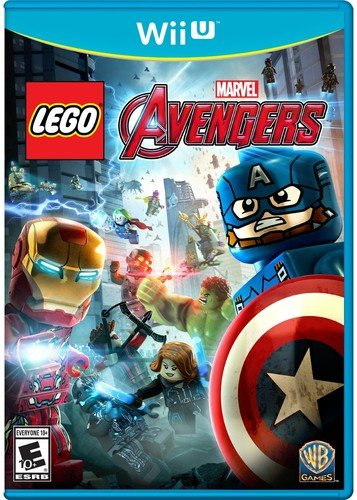 Take-Two Interactive Lego Marvels Avengers Wii U - Juego (
