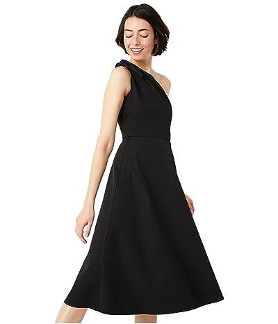 Kate Spade New York Twill One Shoulder Dress