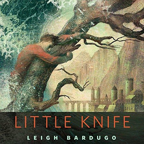 Little Knife audiobook cover art