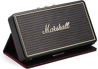 Marshall 馬歇爾 Stockwell 便攜式藍牙音箱 配有保護套 黑色(4091451)