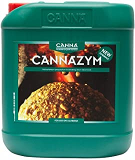 CANNA 5 L Cannazym Enzymatic Additive-for Grow & Bloom-0-2-1 NPK Ratio 9332005
