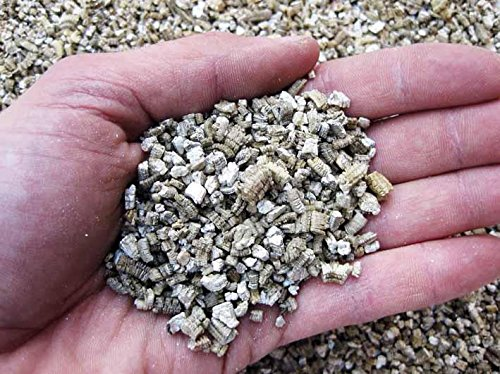 Geosism & Nature Vermiculite, agrivermiculite 2/5 mm (1 kg - c.a 9 lt)