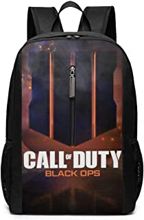 Call Of D_uty Black Ops Students Backpack 17