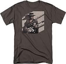 Stevie Ray Vaughan Texas Flood Album Unisex Adult T Shirt for Men and Women