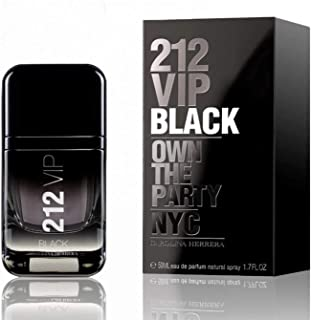 Carolina Herrera 212 Vip Black for Men Eau de Parfum 50ml