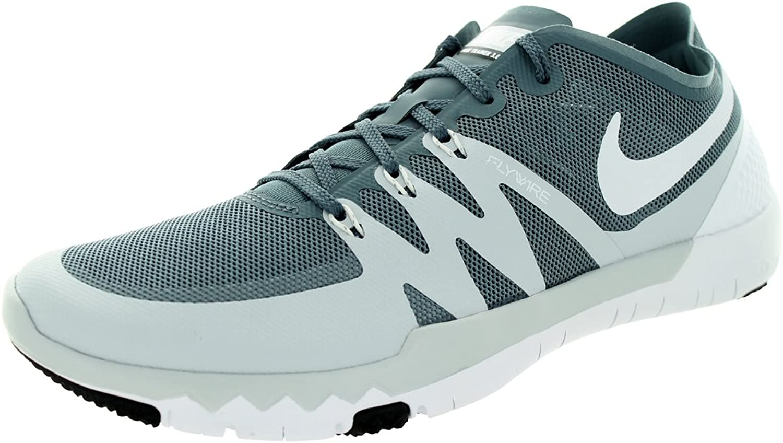 Nike Men's Free Trainer 3.0 V3 bluee Graphite White Pr Pltnm Training shoes 9 Men US
