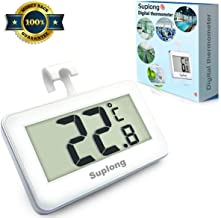 Fridge Thermometer Digital Fridge Freezer Thermometer,