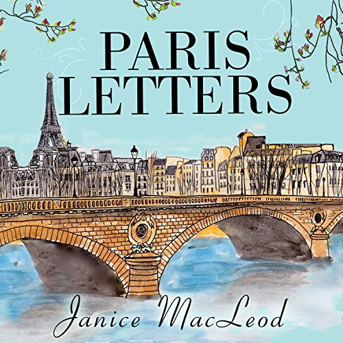 Paris Letters audiobook cover art