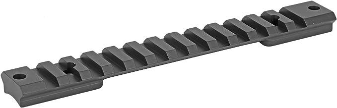 Warne Scope Mounts Warne Mountain Tech Remington 700 Short Action Rail - Zero