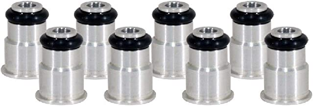 Michigan Motorsports Fuel Injector Adapter Spacer Short LS2 TO LS1 Intake or LS3 To Truck Intake