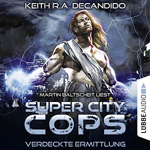 Verdeckte Ermittlung (Super City Cops 2) audiobook cover art