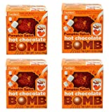 Frankford Pumpkin Spice Hot Chocolate Bomb - 1.6oz each - Pack of 4