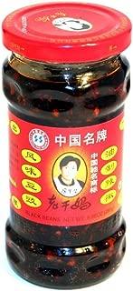 Black Bean Sauce (Black Bean in Chili Oil Sauce) - 9.88oz (Pack of 3)