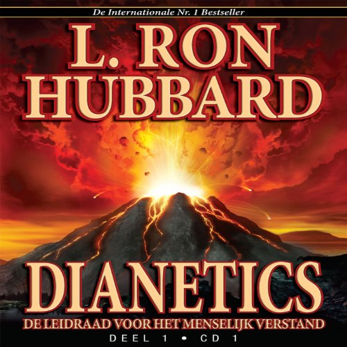 Dianetics: The Modern Science of Mental Health (Dutch Edition) cover art