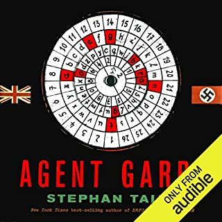 Agent Garbo     The Brilliant, Eccentric Secret Agent Who Tricked Hitler & Saved D-Day              By:                                                                                                                                 Stephan Talty                               Narrated by:                                                                                                                                 Clinton Wade                      Length: 8 hrs and 55 mins     135 ratings     Overall 4.5
