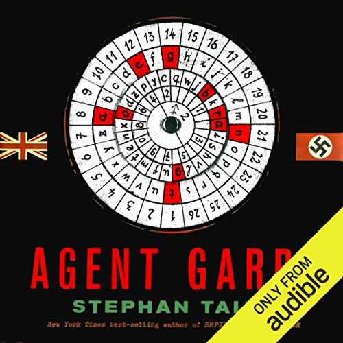 Agent Garbo audiobook cover art
