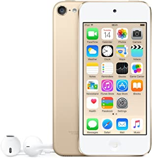 Apple iPod touch 6th Generation - 16GB, Gold