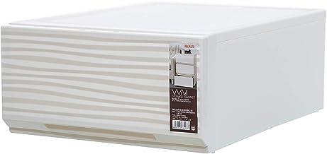Citylife G-5130 22L Vivi Storage Single Tier Drawer, 400x550x205mm, White