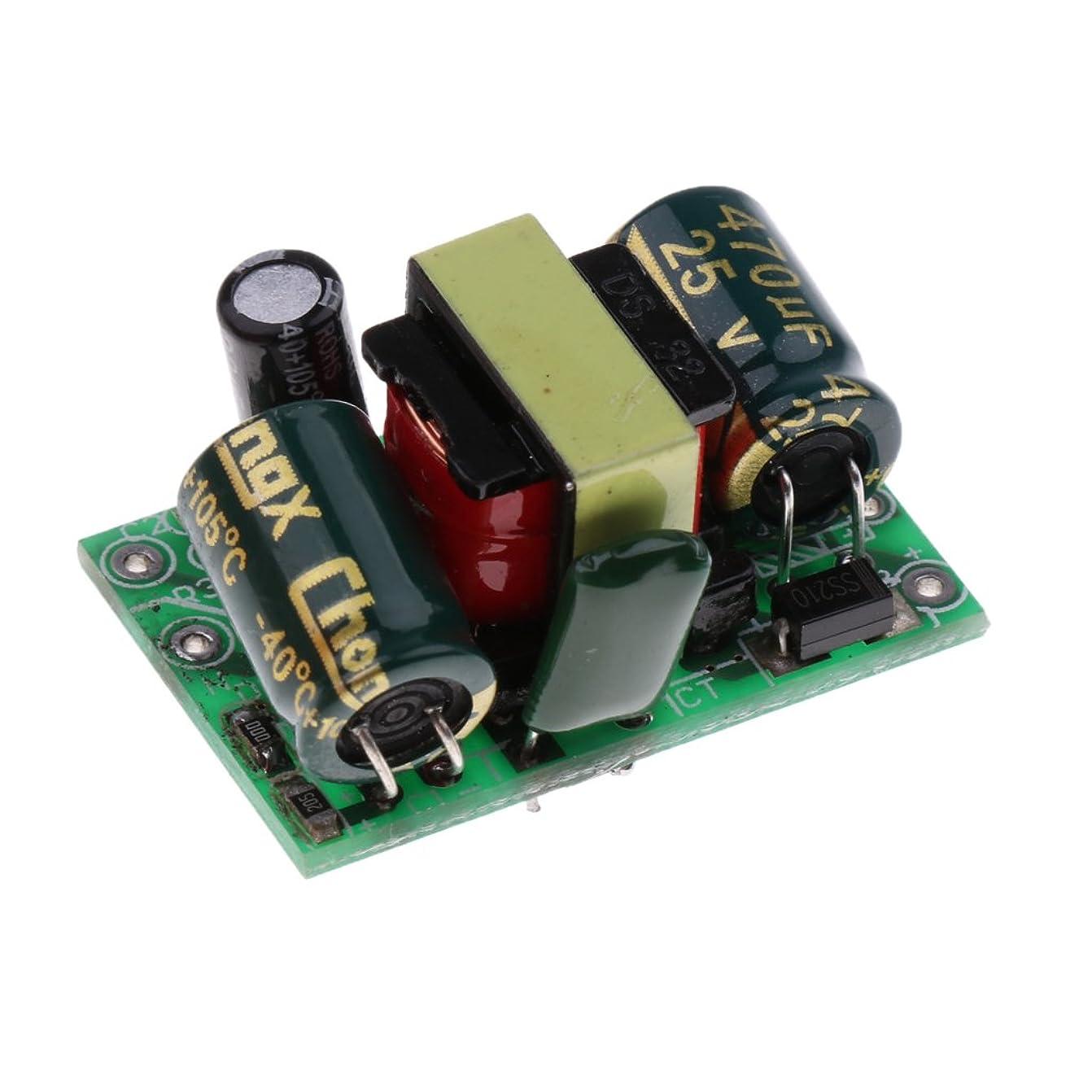 まあ高揚した居住者4.8W AC-DC 降圧ボード 絶縁型スイッチング 電源モジュール 12V 400MAスイッチング電源モジュール