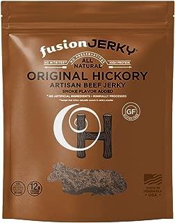Best fusion jerky original hickory Reviews