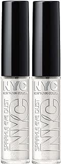 New York Color N.Y.C Sparkle Eye Dust OPAL SPARKLE #879 (SET OF 2 TUBES)