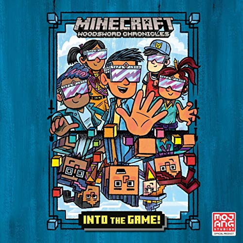 Into the Game!: Minecraft Woodsword Chronicles, Book 1: A Stepping Stone Book(TM)