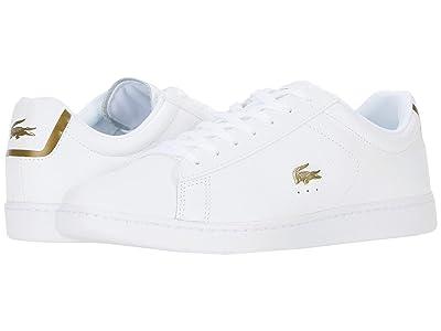 Lacoste Carnaby Evo 0120 1 (White/White) Men