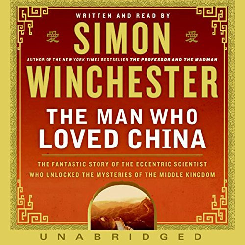 The Man Who Loved China Titelbild