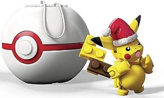 Best pokemon mega construx holiday Reviews