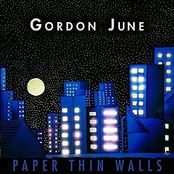Paper Thin Walls