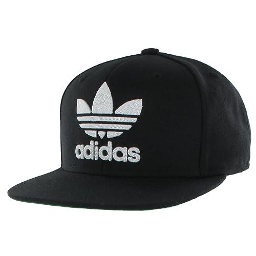 3039ea08 adidas Men's Originals Snapback Flatbrim Cap