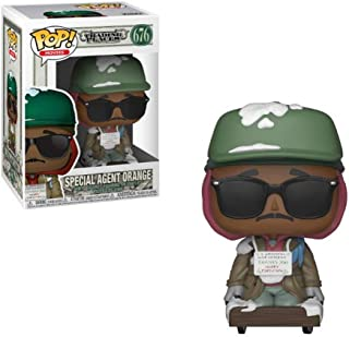 Trading Places - Billy Ray On Cart Collectible Figure, Multicolor