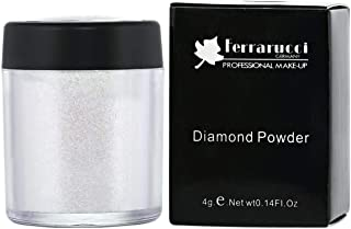 Ferrarucci Diamond Powder - FDE10 White, 4g