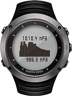 GXLX Smartwatch con Pulsómetro Deportivo de Pulsera Actividad para Hombre Mujer,Plata