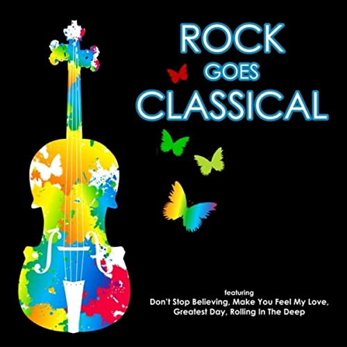Rock Goes Classical by Royal Philharmonic Orchestra and Regency