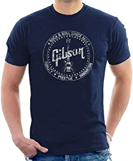 LEAD Gibson Since 1894 T-Shirt McCarty Les Paul Guitar Vintage Style