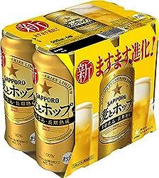 【新ジャンル】サッポロ 麥とホップ [ 500ml×6本 ]