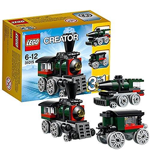LEGO 31015 - Creator Lokomotive