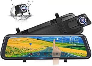Mirror Dash Cam, Backup Camera 10