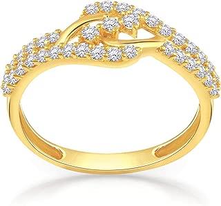 Malabar Gold & Diamonds 22KT Yellow Gold Ring for Women