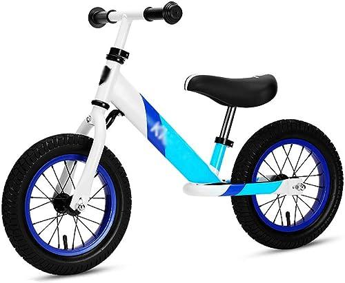 Ven a elegir tu propio estilo deportivo. WHTBOX Bicicleta de Equilibrio para Niños Bicicletas Sin Pedales para,Walking,CóModo,Bicicleta para,Walking,CóModo,Bicicleta para,Walking,CóModo,Bicicleta para Niños Y Niños De 2 a 6 años,azul  entrega gratis