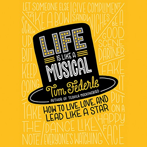 Life Is Like a Musical audiobook cover art