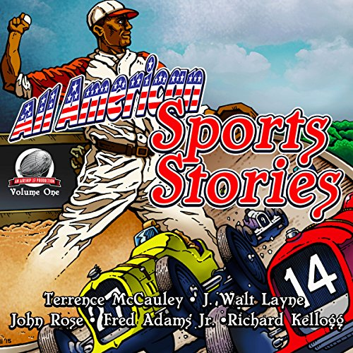 All-American Sports Stories, Volume 1 audiobook cover art